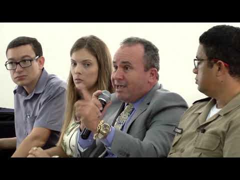 Reunião sobre Área Azul 05/04/2019 - Câmara Municipal de São Sebastião do Paraíso