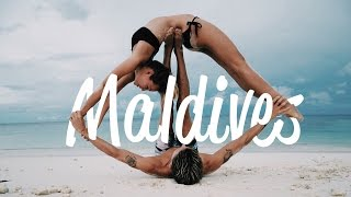 HANG ON - PROUDLOCK & EMMA-LOU IN THE MALDIVES