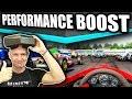 Pimax 8K & 5K+ Performance Boost Benchmark & Rendering Improvement Update!