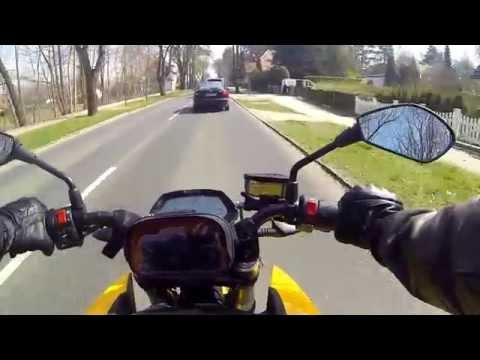 Zero S 2015 - drive - Fahrt Berlin  27 Minuten