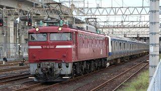 2020/09/15 【秋田出場】 E531系 K451編成 田端信号場 | JR East: E531 Series K451 Set after Refurbishment at Tabata