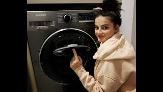 Samsung AddWash çamaşır Makinesi Kullandım