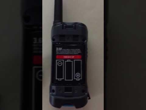 Baterías extra Motorola T200