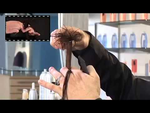 Advanced Hair Cutting Techniques: Naz Kupelian TRIVOLUTION Paris Demo