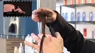 Advanced Hair Cutting Techniques: Naz Kupelian TRIVOLUTION Paris Demo