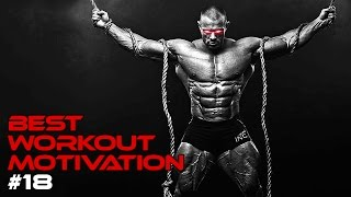 Best Workout Motivation Mix 2017   Gym Pump Up Music #18   Bounce & EDM Mix