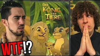König der TIERE!? Hieß das nicht König der Löwen?? | Jay & Arya