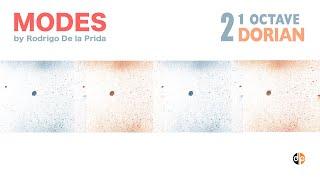 Modes 2b - 8ve / DORIAN