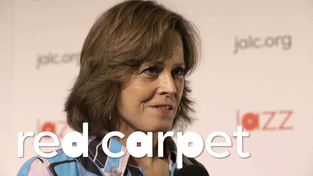 On the Red Carpet with SIGOURNEY WEAVER