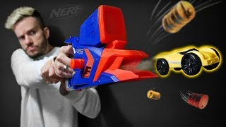 nerf war stranger things