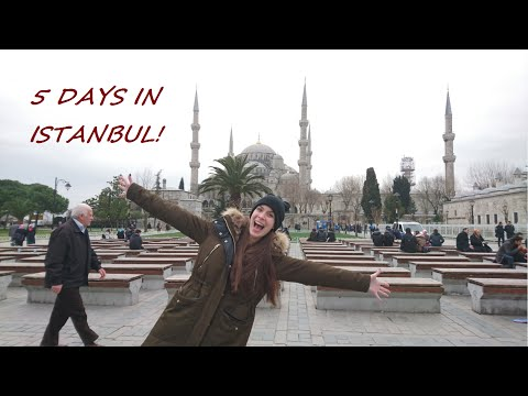 Come with me to Istanbul! | Vlog |