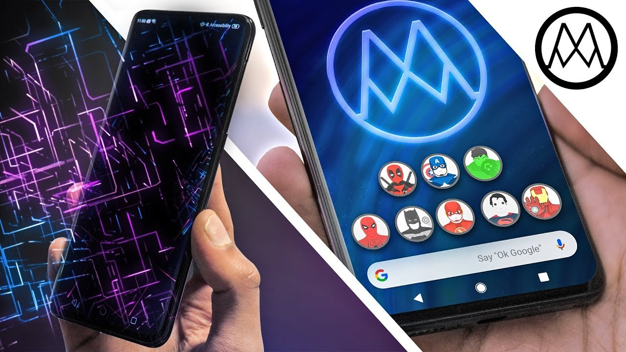 Customise your Android Smartphone – 2019 Edition.