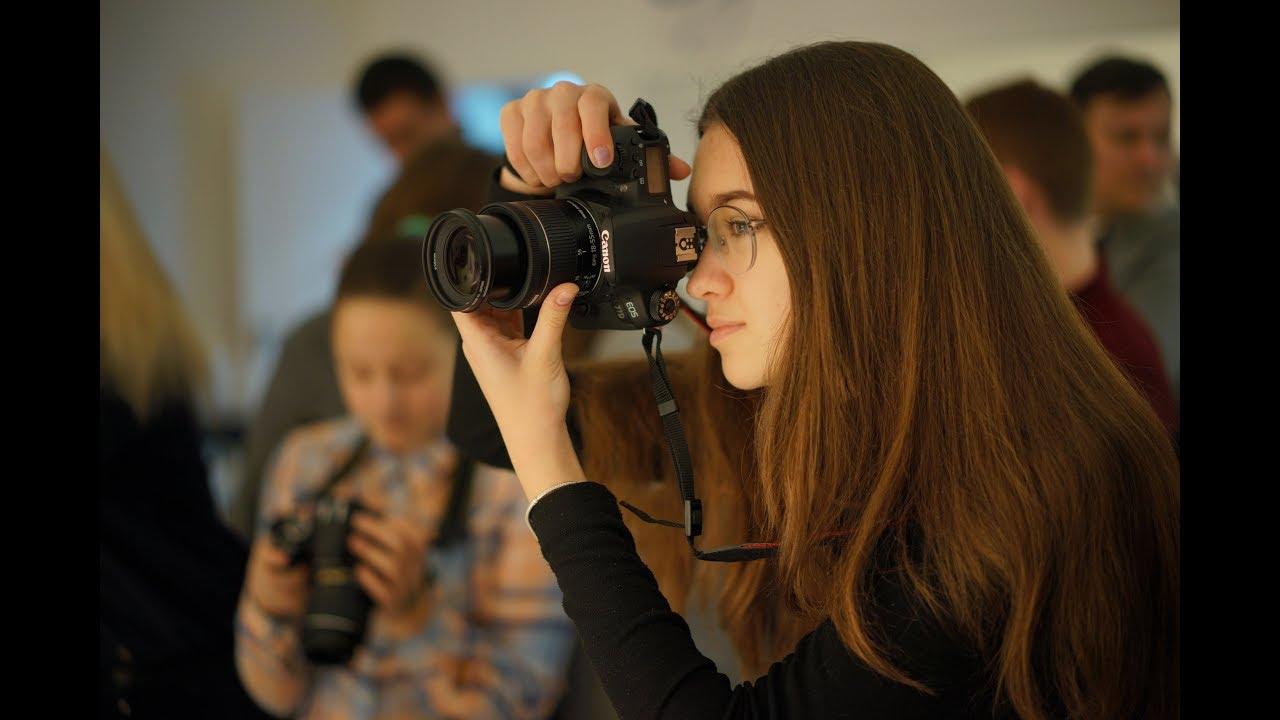 где обучаются фотографы москвы готовы