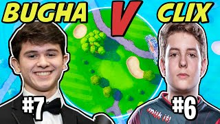 Clix Beats Bugha in The Solo Cash Cup Tournament & Takes $600 away From him Because of This...