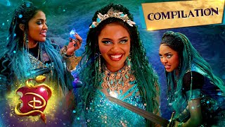 Uma's Best Moments! ☠| Compilation | Descendants