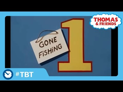 Gone Fishing | Thomas & Friends UK