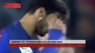 Tin Thể Thao 24h Hôm Nay (19h - 17/10): Liverpool Và Tottenham Đua Tranh Chiêu Mộ Andre Gomes