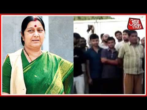 Sushama Swaraj Leaps Into Action For Rescuing 800 Stranded Indian In Saudi Arabia