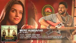 Gambar cover Mere Humsafar Full AUDIO Song   Mithoon, Tulsi Kumar   All Is Well   T Series