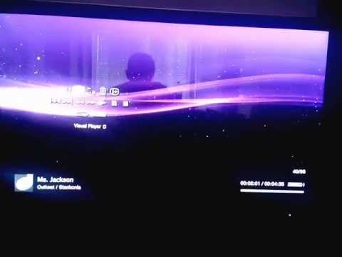 Ps3 music player