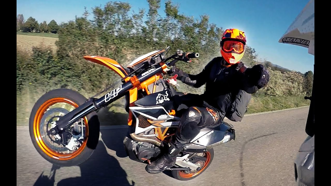 Supermoto Girl Wallpaper Life Is An Adventure Querly On Tour 2014 Youtube