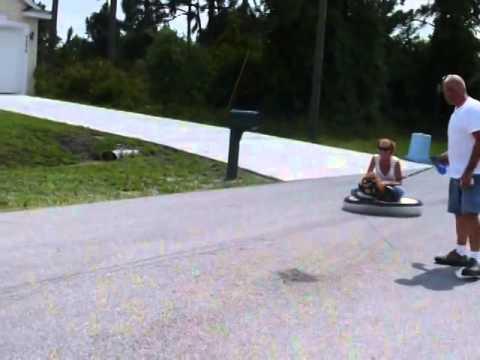 Hovercraft  Melissa Chadwick