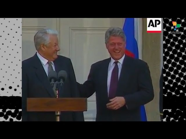 Американский журналист Марк Эймс: Мы серьезно навредили России в 90-х