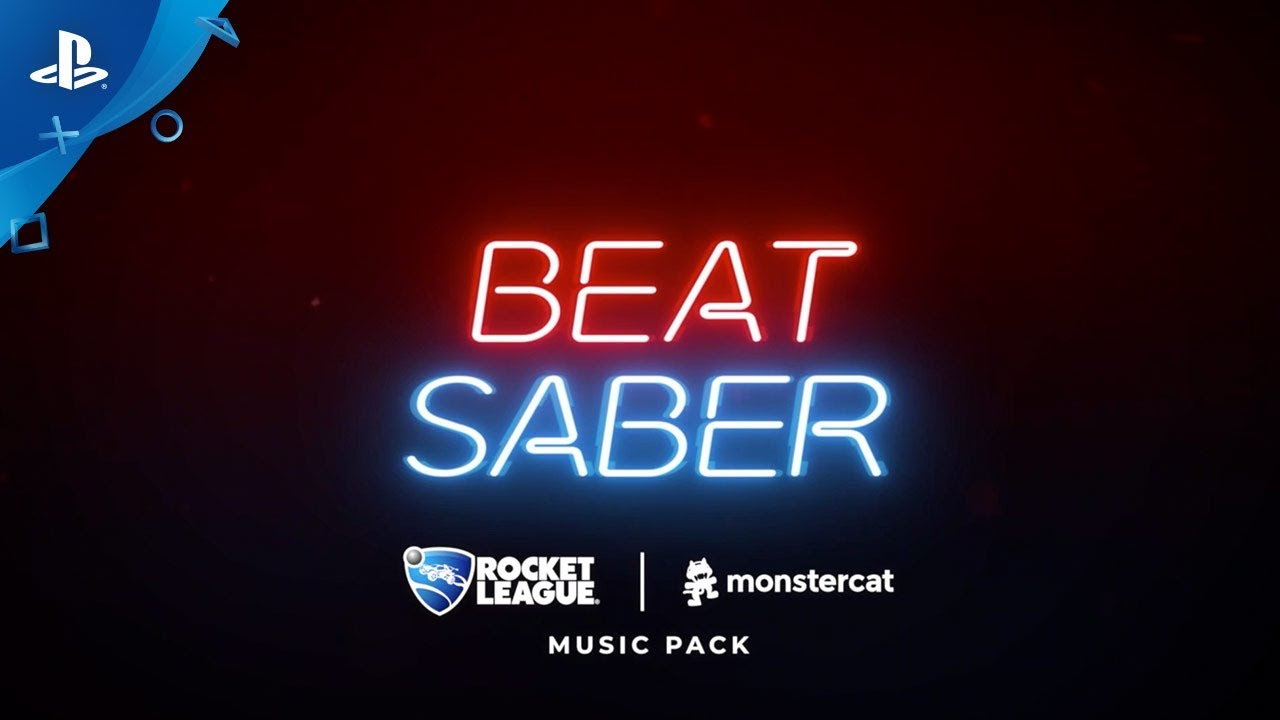 Beat Saber: Rocket League x Monstercat Music Pack - Release Trailer | PS4