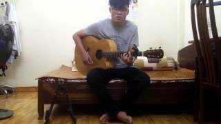 Nếu Như (Hà Okio)_ Guitar cover by Roky