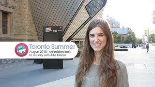 Toronto Travel Guide |  VAYCAY TV - Video Pilot - Episode 00