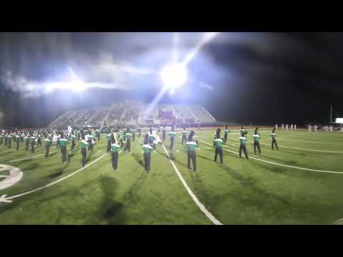 360 Sousaphone Cam - Both Sides Now - Dublin Jerome Marching Band - Part 2