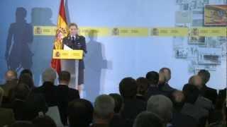 Entrega de los Premios Defensa 2012