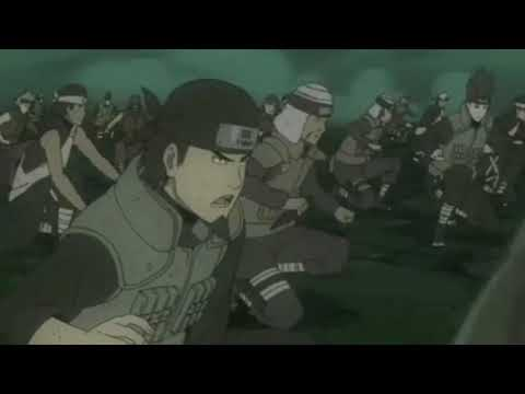 Naruto perang dunia shinobi ke4 amv-danger line a7x