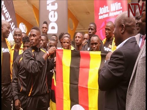 Nine ugandan boxers set for  Africa Boxing Championship in Congo Brazzaville