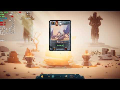 Cardaclysm PC Demo | 1080p Ultra 60FPS+ | Card Battler | Steam Gameplay 2020 |