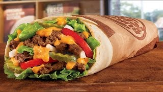 Burger King Whopperito Review - CarBS w/ Peep THIS Out!