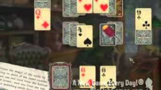 Solitaire Mystery- Stolen Power Game Download for PC - Big Fish Games.flv