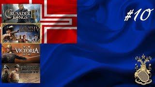 МЕГАКАМПАНИЯ! САРДИНИЯ-ПЬЕМОНТ (1721-1821) - CK2-EU4-VIC2-HOI4 #10