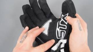 STX Stallion 50 Lacrosse Glove Product Video @SportStop com