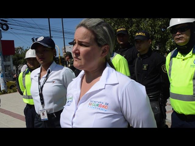 Red extorsiva estaría alquilando espacios públicos a venezolanos para ventas en Santa Marta