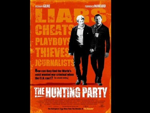 The Hunting Party Soundtrack (final Song)
