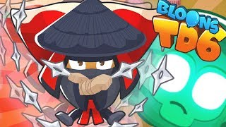 MOCNE COMBO NA IMPOPPABLE | #037 | Bloons TD6 PL