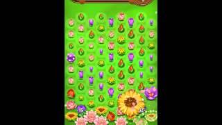 Blossom Blast Saga Level 300 - NO BOOSTERS screenshot 4