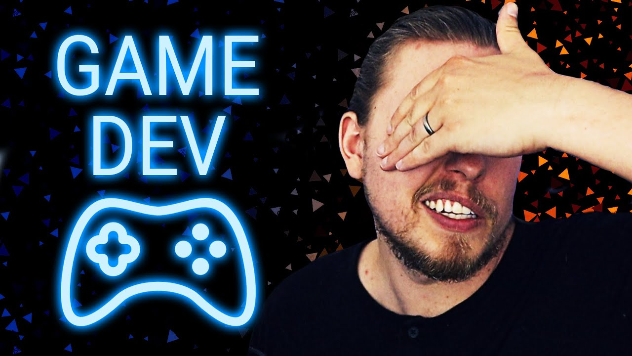 1 | MAKING MY FIRST GAME | GameJam Dev VLOG