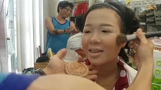 """Trang điểm cô dâu - đẹp rực rỡ với """"bí quyết trang điểm đẹp"""", by Áo Cưới - Makeup Nguyễn Tâm"""