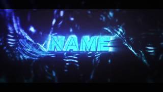 FREE Intro Template#24 | C4D & AE | By Miyukiz'FX