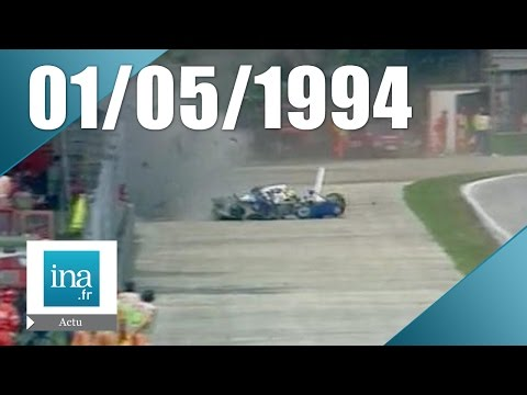 20h France 2 du 1er mai 1994 - Ayrton Senna est mort   Archive INA