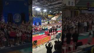 Italian cheerleading championship 2018 ❤️🏆🇮🇹