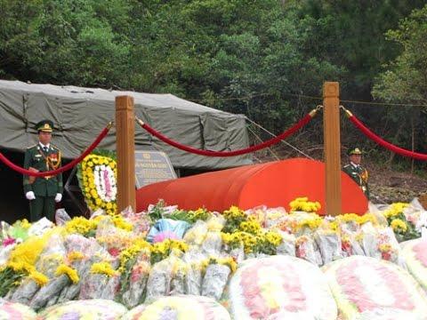 Khu lăng mộ đại tướng Võ Nguyên Giáp