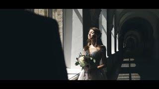 Свадебный клип Антона и Кати глазами студии Sincere Films